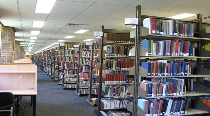 Australian-National-University-library