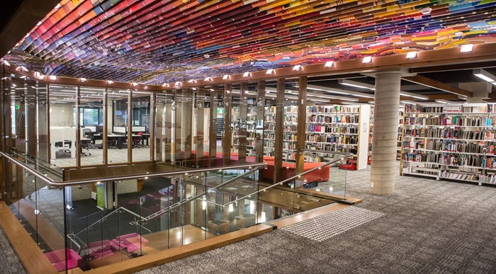 Queensland-University-of-Technology-library