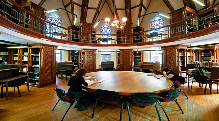 McGill-University-library