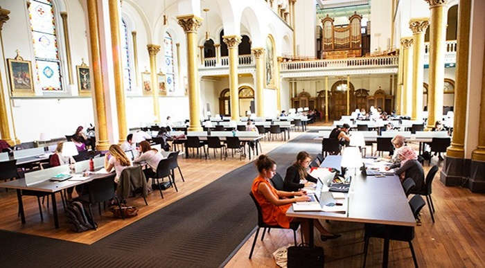 University-of-Montreal-library