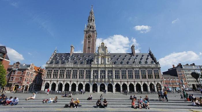 KU-Leuven-campus