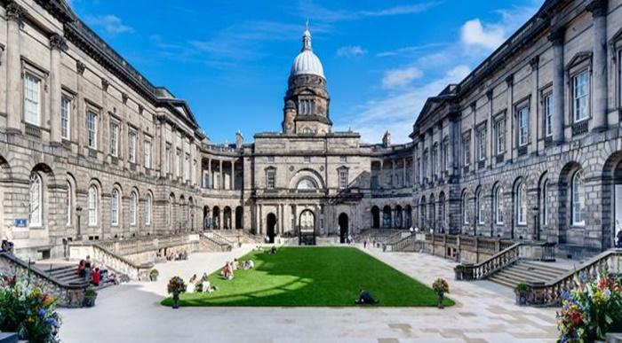 The-University-of-Edinburgh-campus