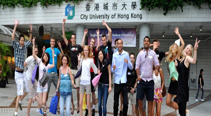 City-University-of-Hong-Kong-Student