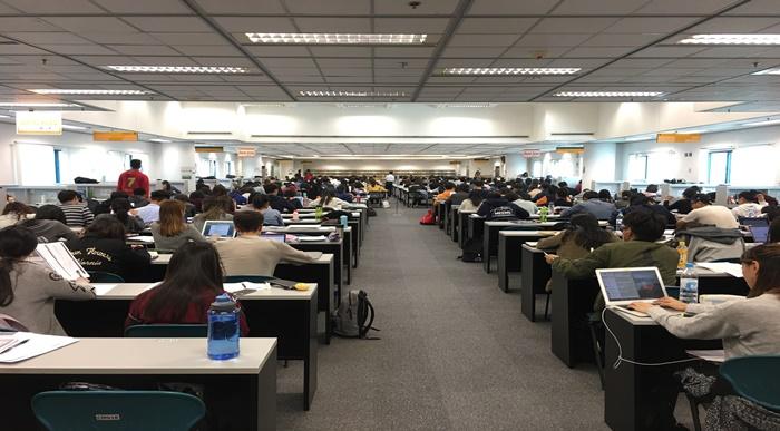 City-University-of-Hong-Kong-library