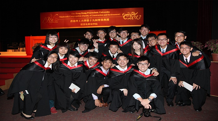 The-Hong-Kong-Polytechnic-University-Graduation