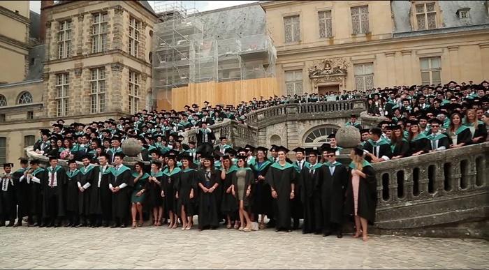 INSEAD-Asia-Graduation