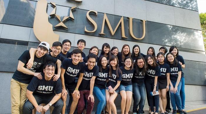 Singapore-Management-University-student